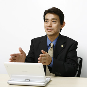 Right International LLC President Keigo Tanaka